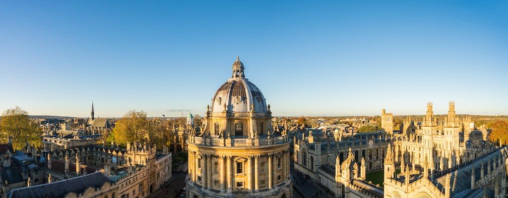 Oxford y Windsor: tour de un día desde Brighton