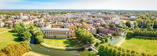Cambridge y Greenwich: tour de un día desde Brighton