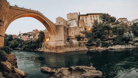 Private Tour zu den Wasserfällen Mostar und Kravice von Dubrovnik