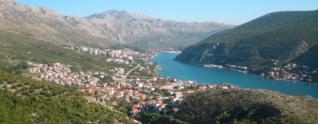 Paseo panorámico al atardecer desde Dubrovnik