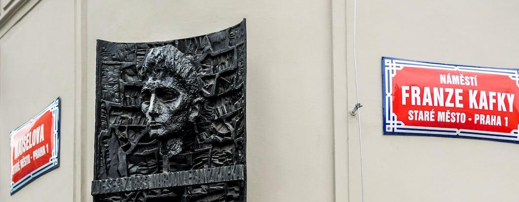 Praga 2,5-godzinna wycieczka oczami Franza Kafki
