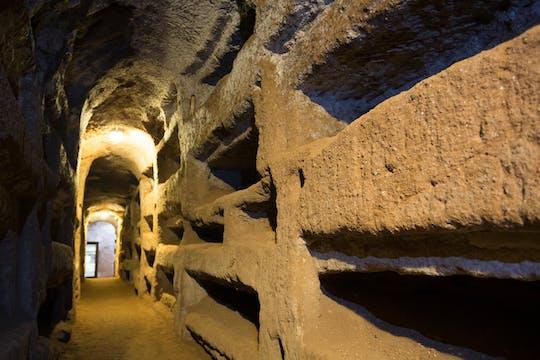 Римские катакомбы и подземные храмы малые экскурсионные группы