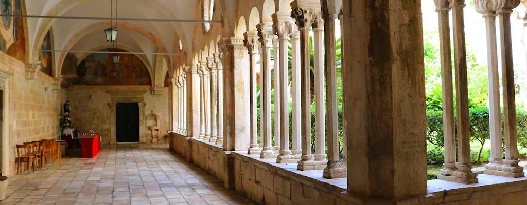 Tour privado em Dubrovnik com entrada da Antiga Farmácia