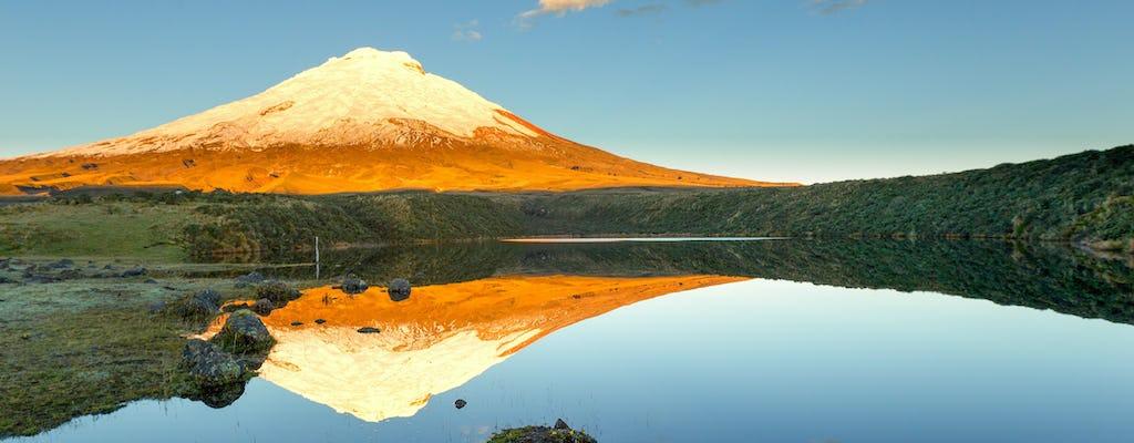 Tour de día completo a los volcanes Cotopaxi y Quilotoa