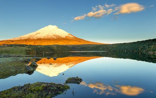 Excursion d'une journée aux volcans Cotopaxi et Quilotoa