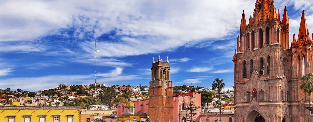 Visita guidata di San Miguel de Allende