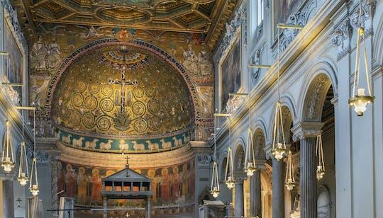 Basílica de São Clemente e tour privado subterrâneo