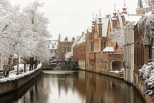 Visit Bruges half day departure in Bruges