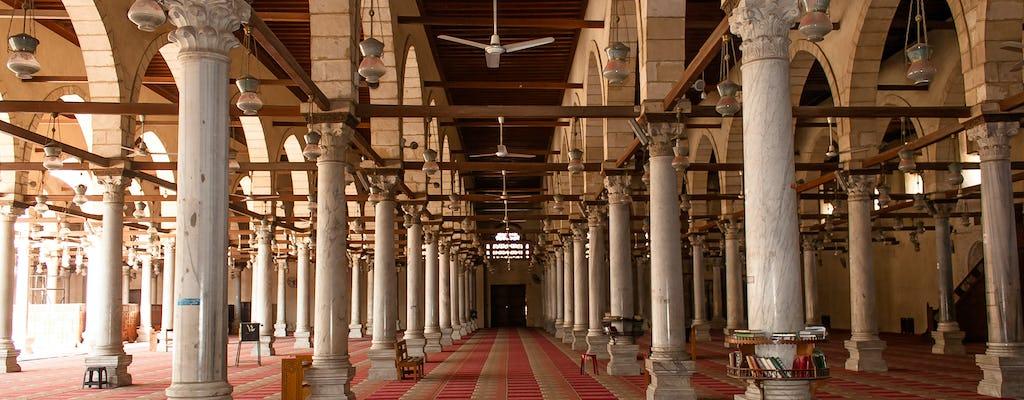 Museu copta de um dia inteiro, museu da civilização e complexo religioso no Cairo