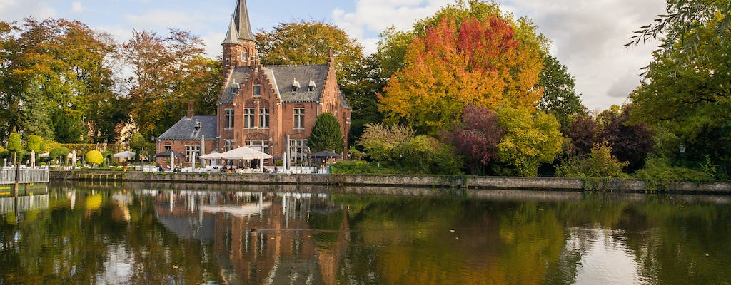 Bruges and Ghent 2 days small group tour from Brussels