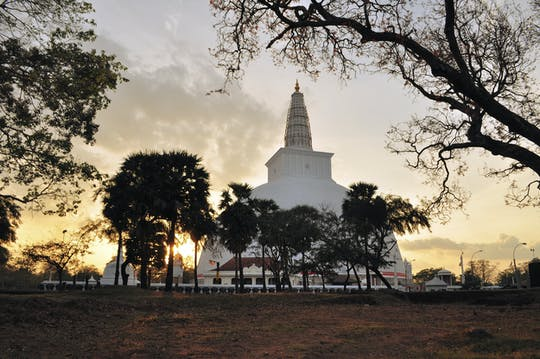 Anuradhapura ancient kingdom tour from Colombo