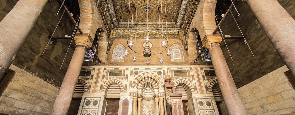 Os tesouros fatímidas e mamelucos de dia inteiro no Cairo