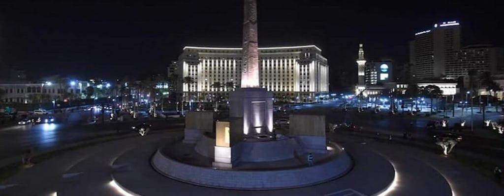 Museo Egipcio de medio día, plaza Tahrir y bazar Khan El Khalil