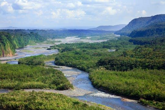 Excursión de un día a la Amazonía ecuatoriana