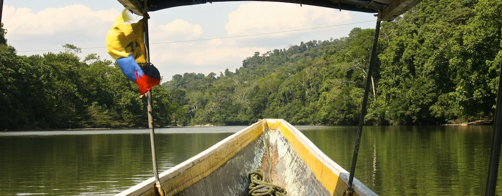 2-day cultural expedition to the Tena jungle