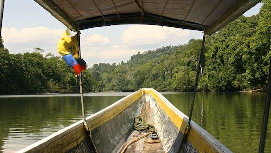 2-день культурной экспедиции в джунгли Тена