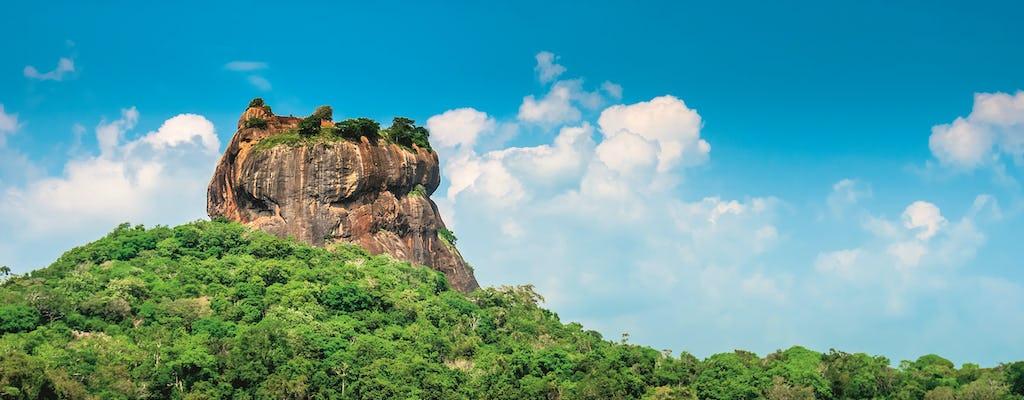 Sigiriya und Pidurangala Rock Tour von Colombo