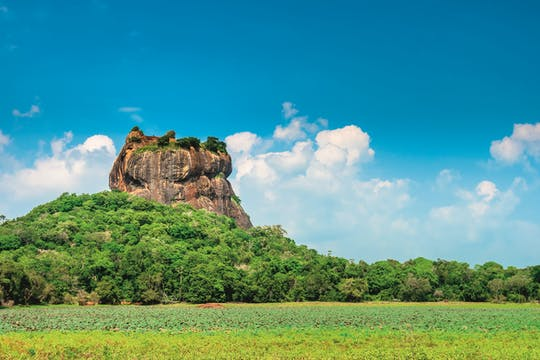 Tour di Sigiriya e Pidurangala Rock da Colombo