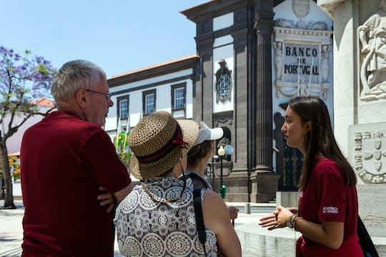 Stadswandeling in het Centrum van Funchal