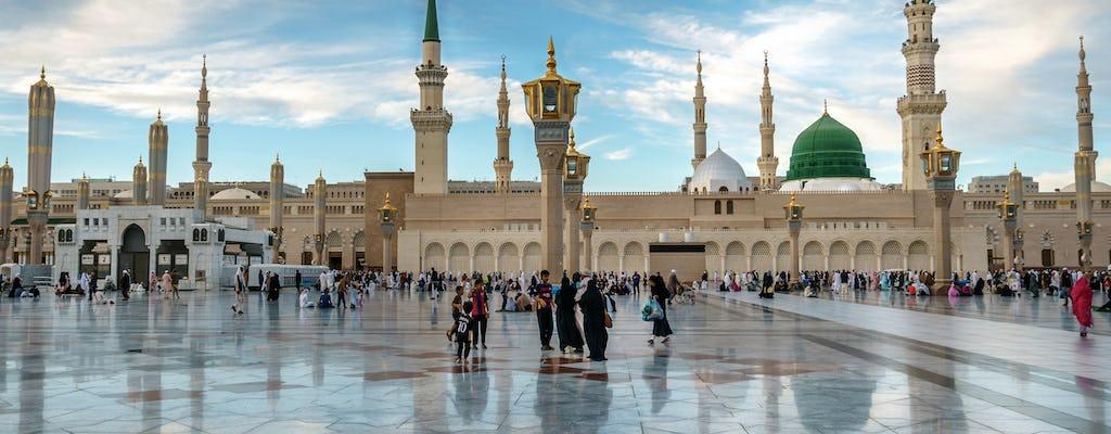 Ganztägige Stadtrundfahrt durch Medina