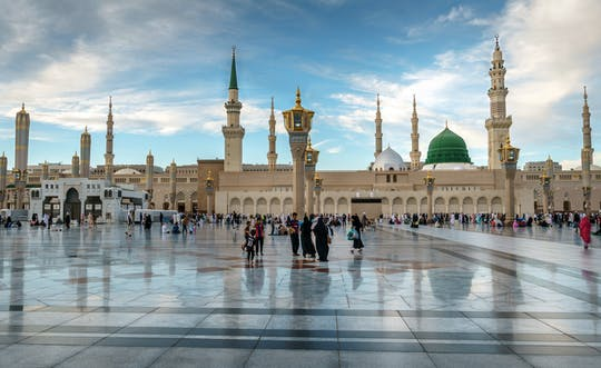 Tour de dia inteiro pela cidade de Medina