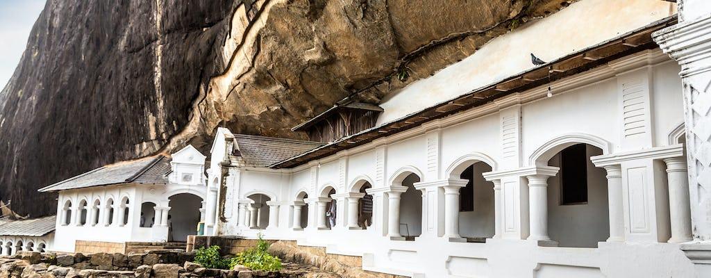 Excursion d'une journée à Sigiriya, Dambulla et Minneriya au départ de la côte est
