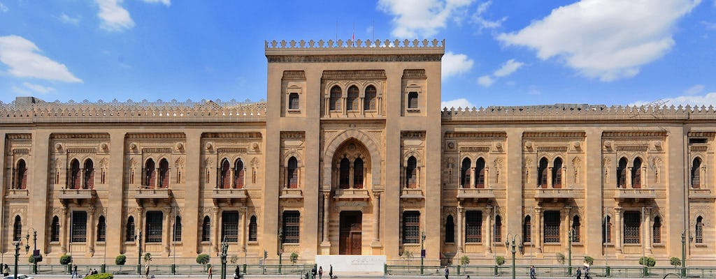 Half-day Museum of Islamic Art - Mosques of Sultan Hassan and Al Refaay