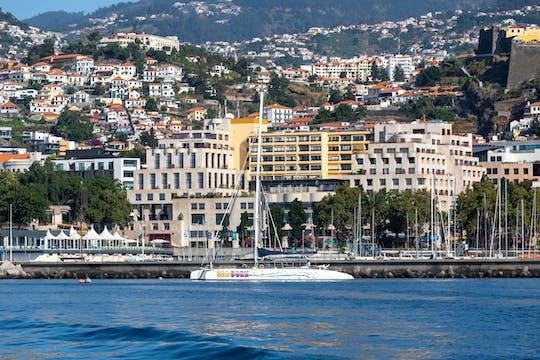 4x4 Safari, Wijnen en Catamaran Combo