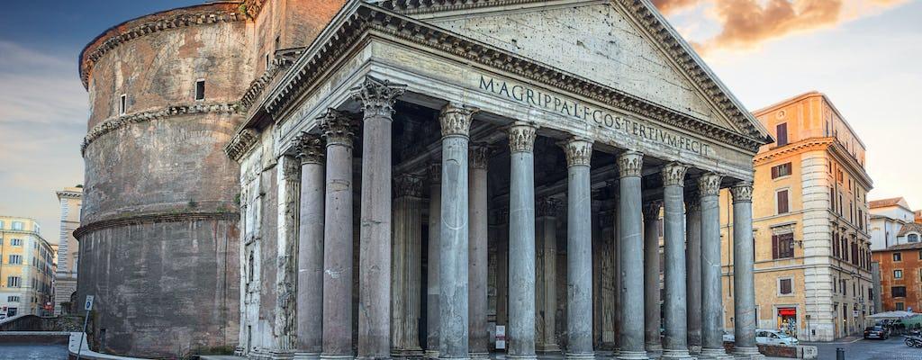 Tour guidato del cuore di Roma