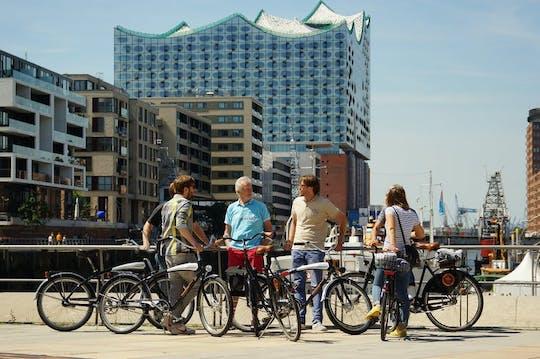 Hamburg sightseeing bike tour
