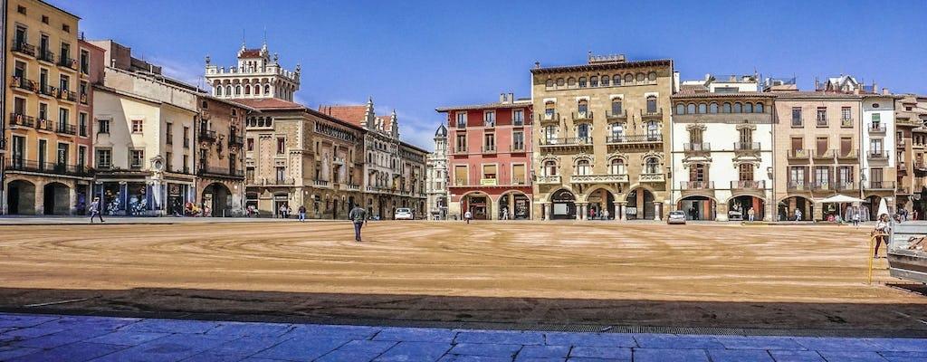Tour privato di Besalú e città medievali da Barcellona