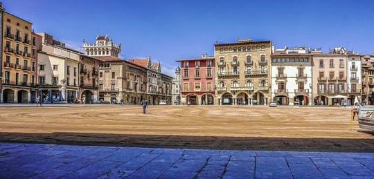 Бесалу и средневековых городов индивидуальная экскурсия из Барселоны
