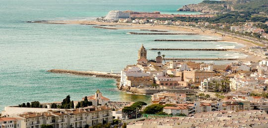 Tarragona and Sitges private tour from Barcelona