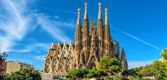 Барселона и Собор Святого Семейства индивидуальный тур