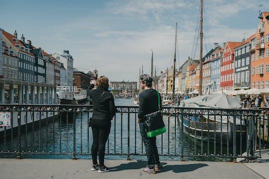 Excursion d'une journée complète aux points forts et hygge de Copenhague