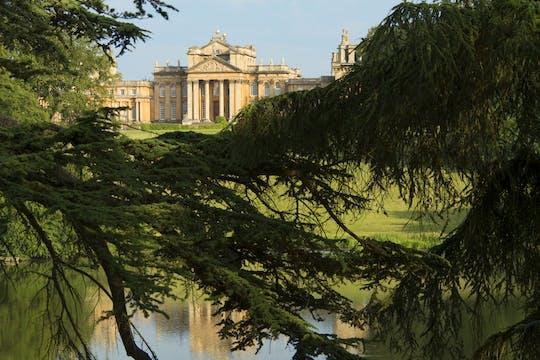 Lokalizacje Downton Abbey Filming, Cotswolds i Blenheim Palace z Oksfordu