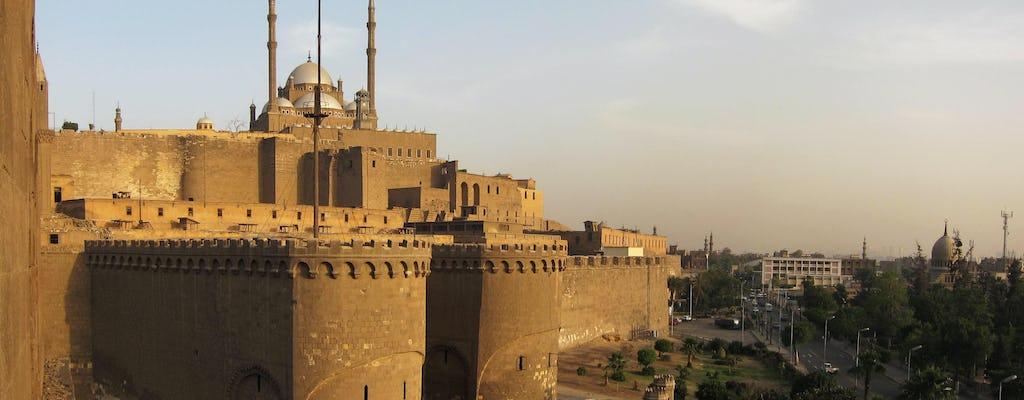 Całodniowa wycieczka do Kairu obejmuje całodniową i nocną wycieczkę