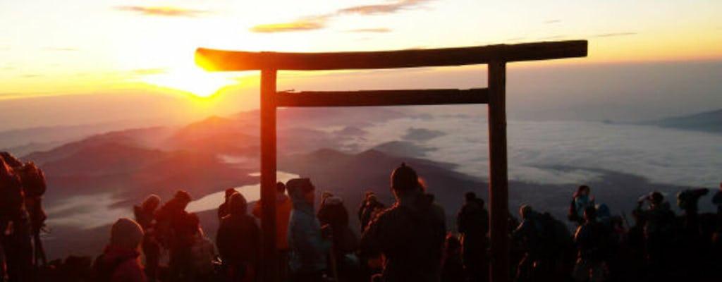 Berg Fuji 2-tägiger Gipfelaufstieg