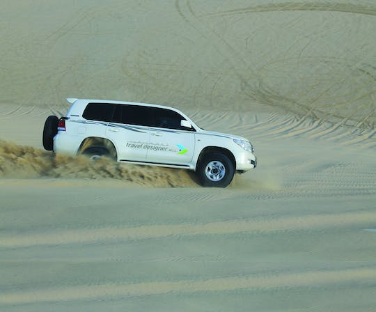 Half-day tour Desert safari