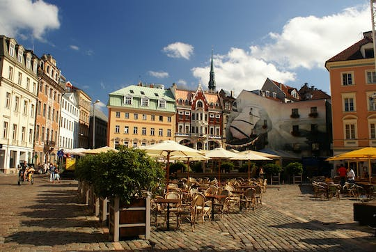 Riga Old Town 2-hour guided walking tour