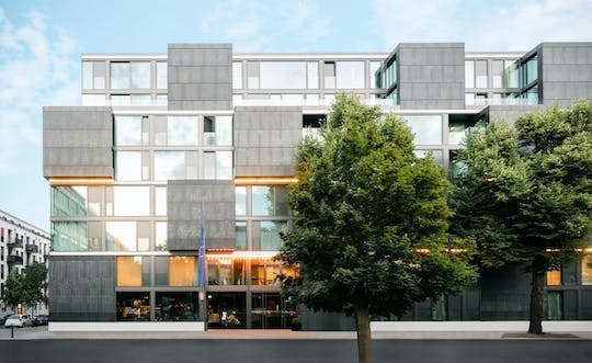 Guided tour: KPM Hotel & Residences in Berlin