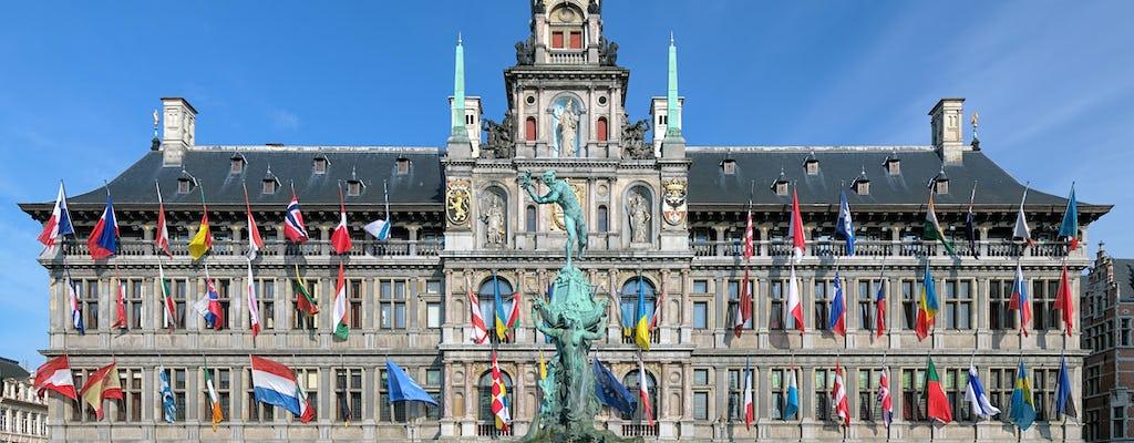 Privétour door Antwerpen vanuit Brussel