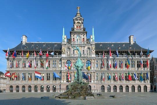 Prywatna wycieczka do Antwerpii z Brukseli