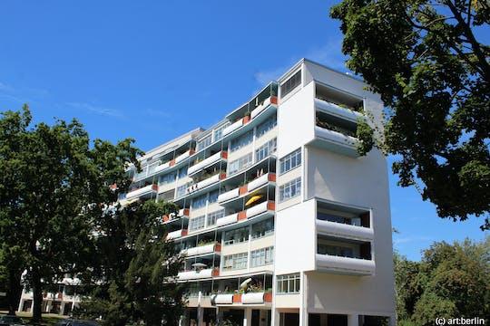 Tour de arquitetura em Berlim: The Hansaviertel 1957