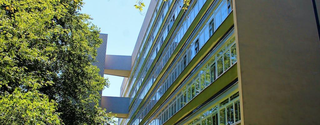 Architecture guided tour Berlin: the Hansaviertel