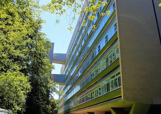 Wycieczka z przewodnikiem po architekturze Berlin: Hansaviertel