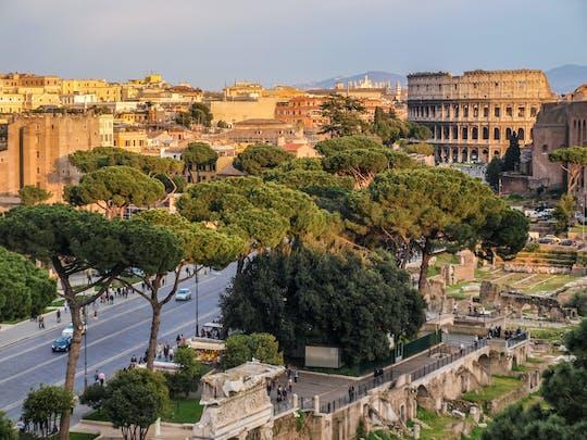 Toegang zonder wachtrij tot Colosseum en rondleiding door de Vaticaanse musea