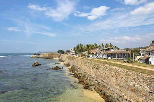 Prywatny transfer z Galle do Kandy lub odwrotnie