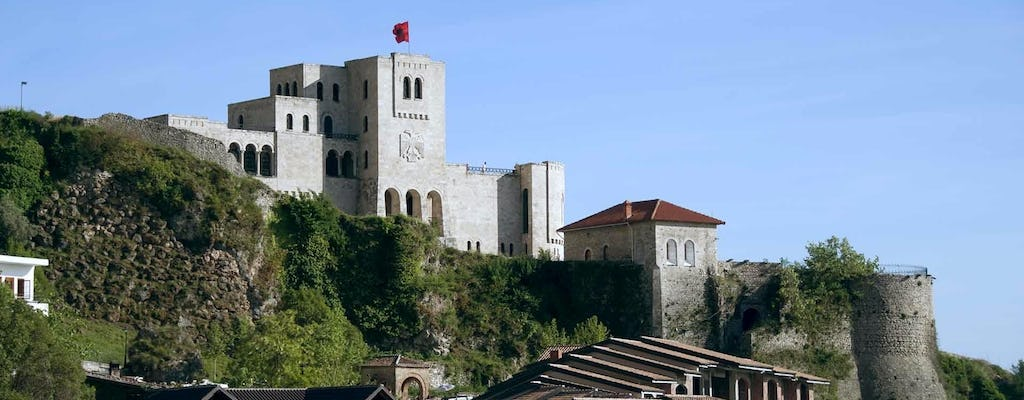 Guided day tour to Tirana and Kruja