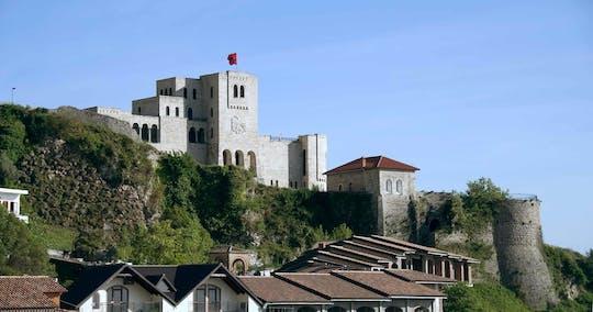 Begeleide dagtocht naar Tirana en Kruja